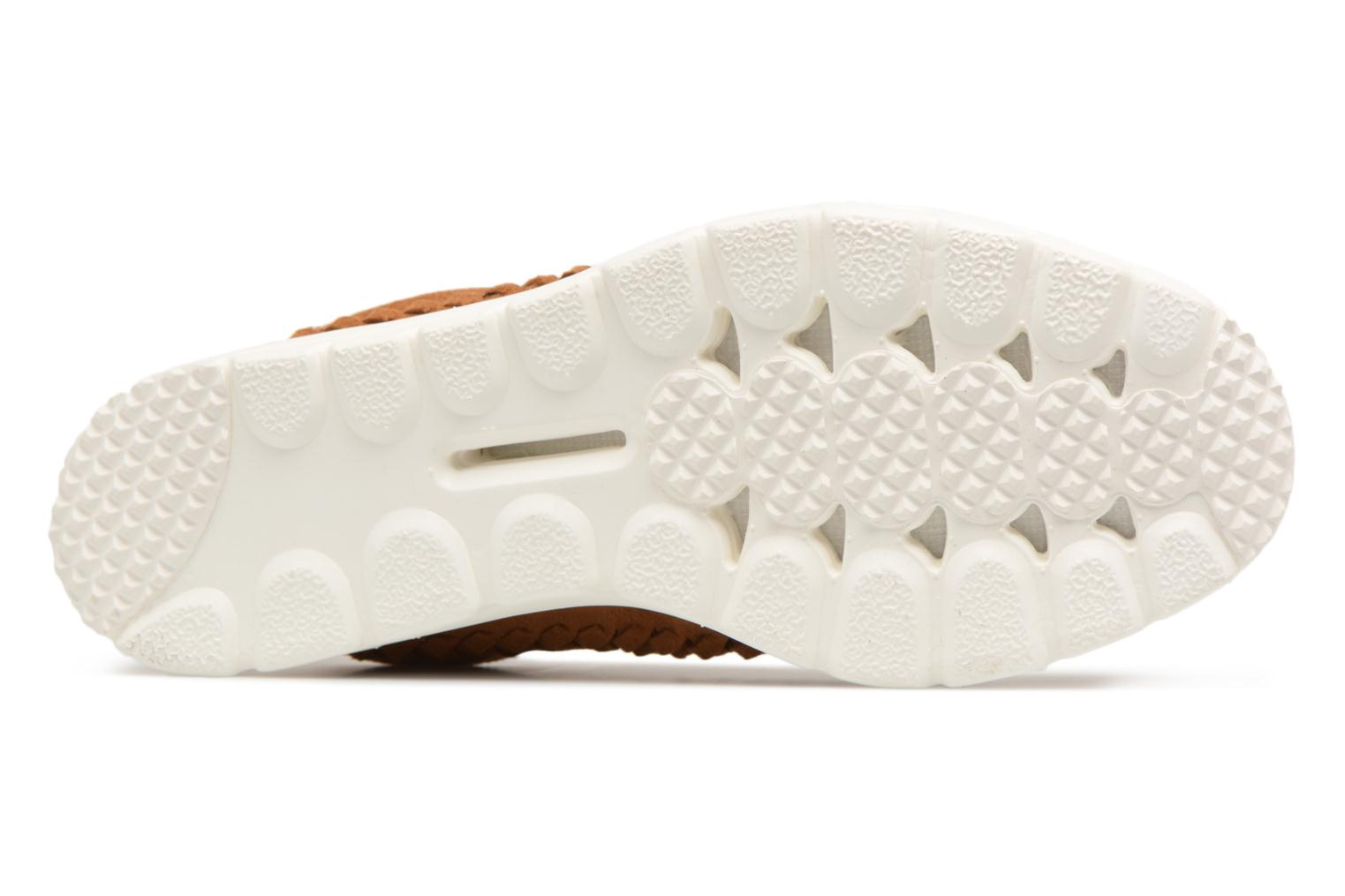 Trainers Nike Nike Mayfly Woven Brown view from above