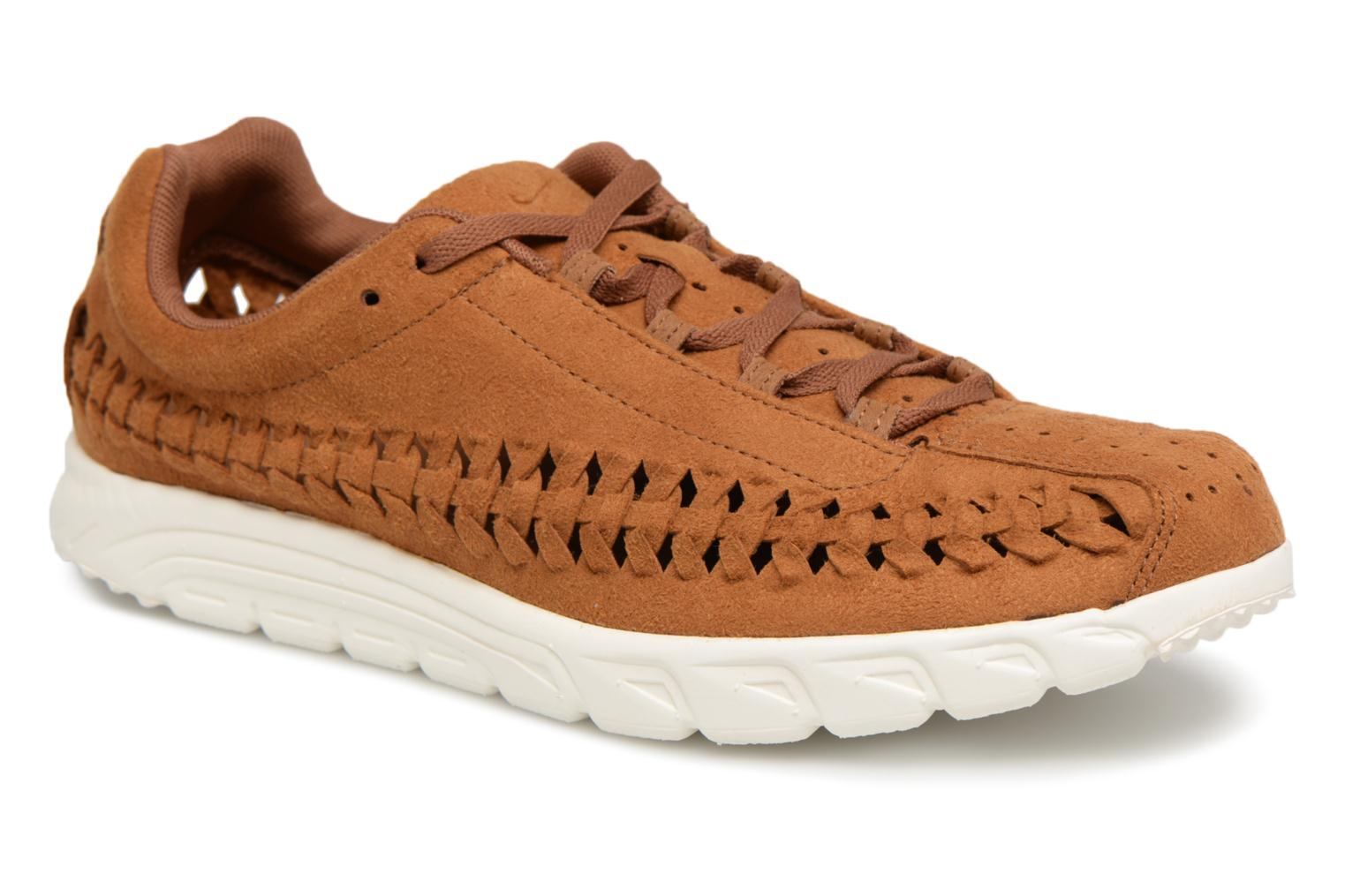 Marques Chaussure homme Nike homme Nike Mayfly Woven Ale Brown/Sail