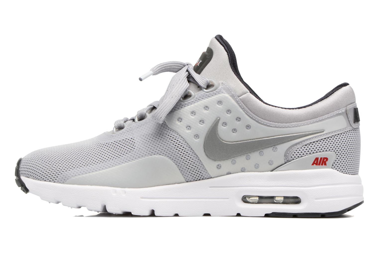 Sneaker Nike W Nike Air Max Zero Qs grau ansicht von vorne