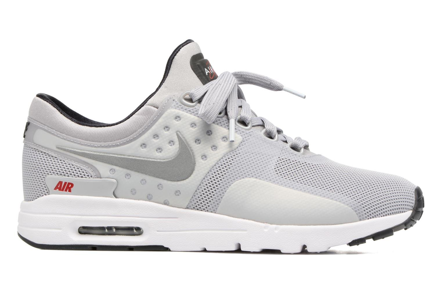 Trainers Nike W Nike Air Max Zero Qs Grey back view