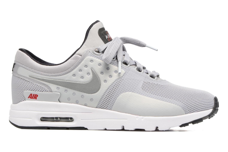 Sneaker Nike W Nike Air Max Zero Qs grau ansicht von hinten