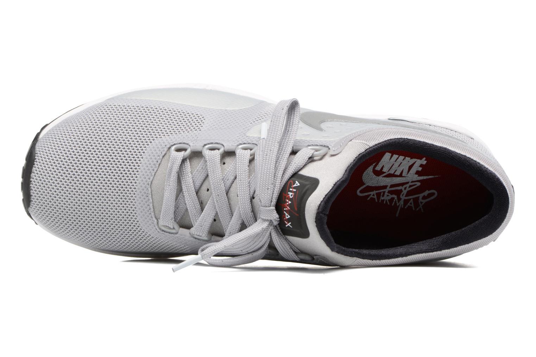 Sneaker Nike W Nike Air Max Zero Qs grau ansicht von links