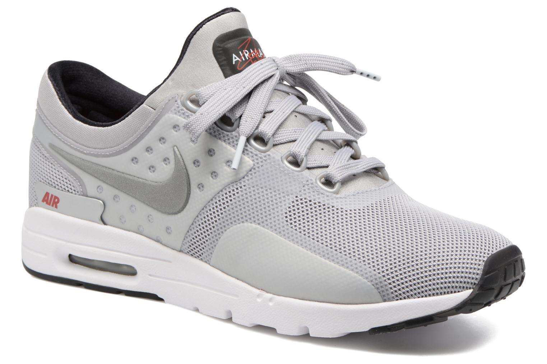 Baskets Nike W Nike Air Max Zero Qs Gris vue détail/paire