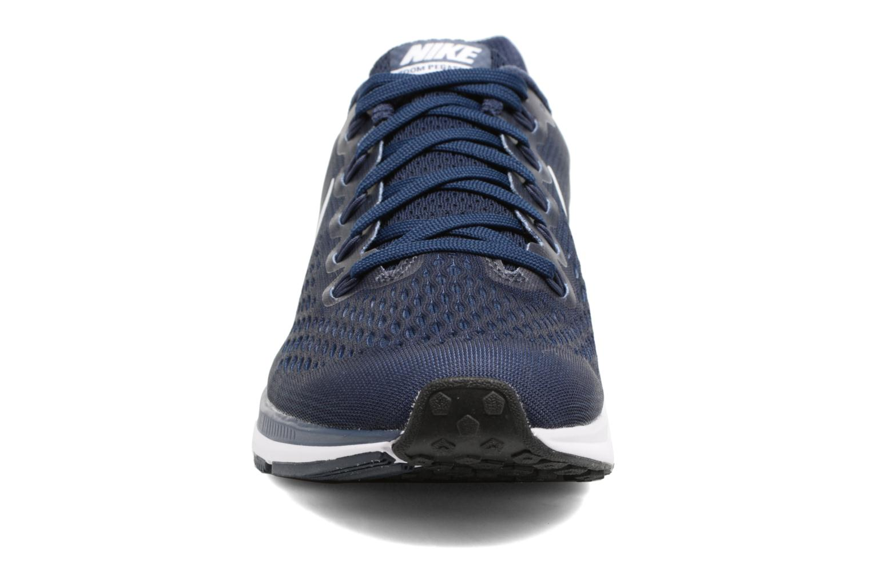 Chaussures de sport Nike Nike Air Zoom Pegasus 34 Bleu vue portées chaussures