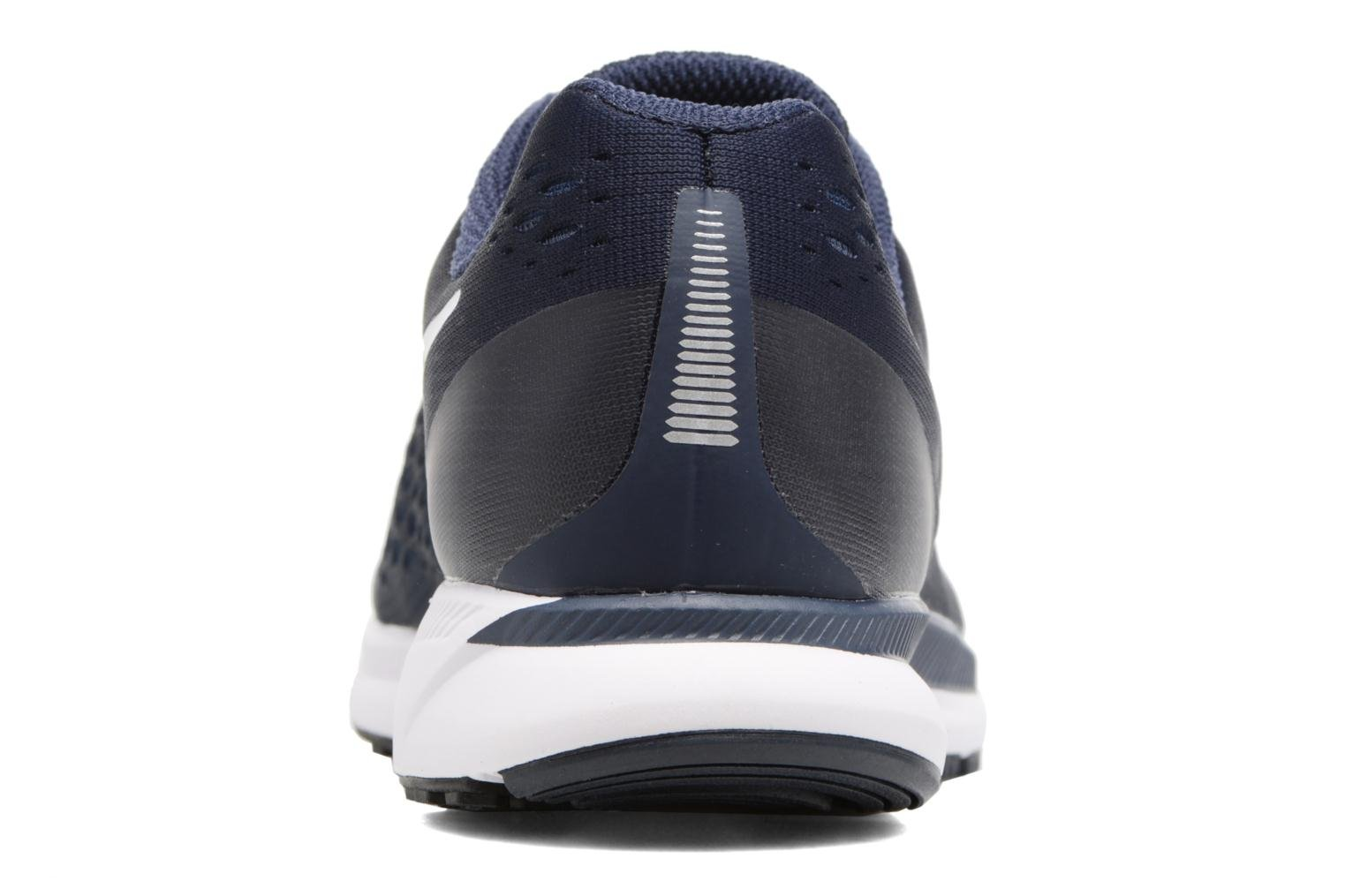 Nike Air Zoom Pegasus 34 Obsidian/White-Neutral Indigo