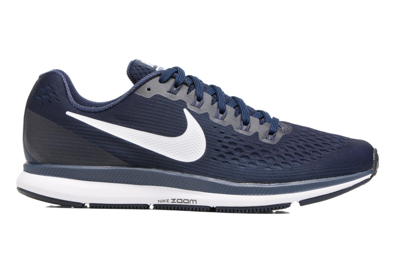 Chaussures de sport Nike Nike Air Zoom Pegasus 34 Bleu vue derrière