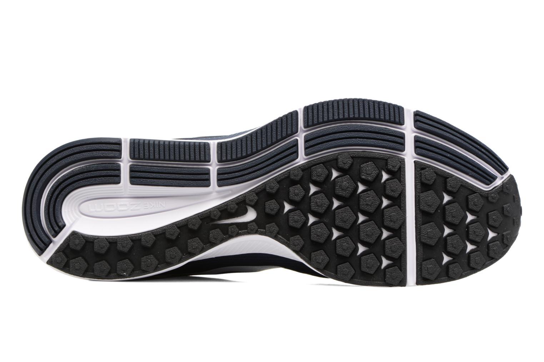 Chaussures de sport Nike Nike Air Zoom Pegasus 34 Bleu vue haut