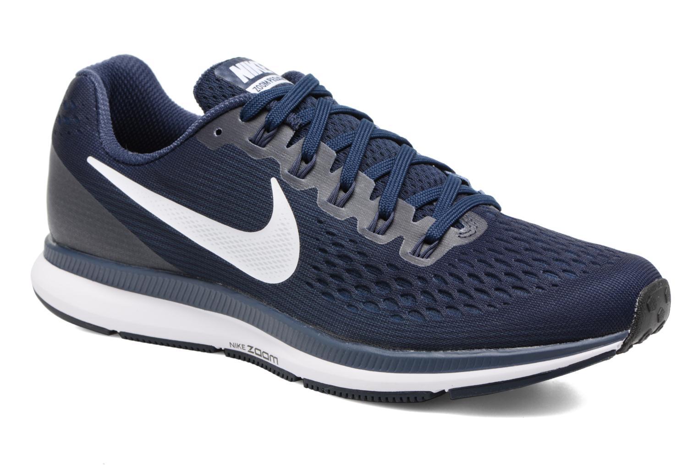 Chaussures de sport Nike Nike Air Zoom Pegasus 34 Bleu vue détail/paire