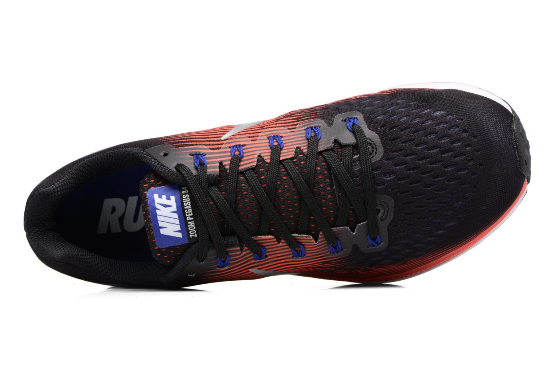 Chaussures de sport Nike Nike Air Zoom Pegasus 34 Multicolore vue gauche