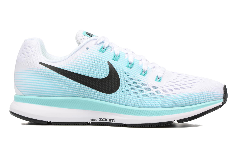 Chaussures de sport Nike Wmns Nike Air Zoom Pegasus 34 Bleu vue derrière
