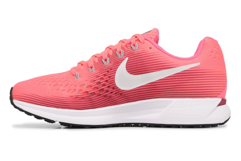 Chaussures de sport Nike Wmns Nike Air Zoom Pegasus 34 Rose vue face