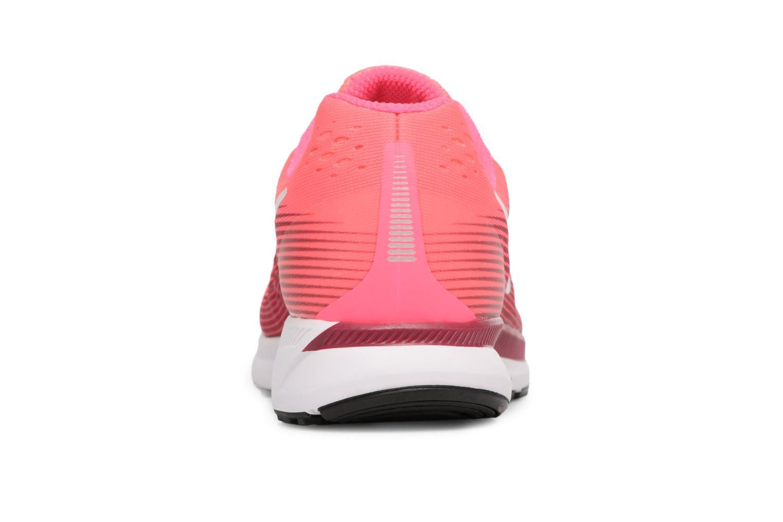 Chaussures de sport Nike Wmns Nike Air Zoom Pegasus 34 Rose vue droite