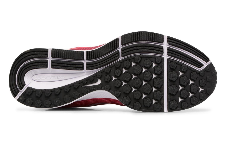Wmns Nike Air Zoom Pegasus 34 Racer Pink/Vast Grey-Rush Maroon