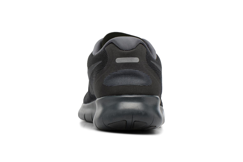 Sportschuhe Nike Nike Free Rn 2017 schwarz ansicht von rechts