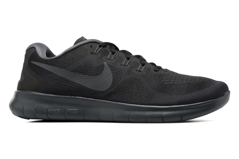Scarpe sportive Nike Nike Free Rn 2017 Nero immagine posteriore