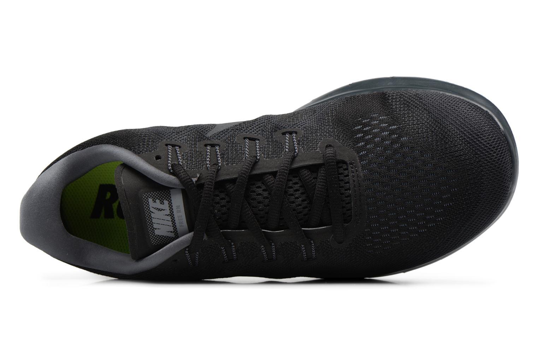 Sportschuhe Nike Nike Free Rn 2017 schwarz ansicht von links