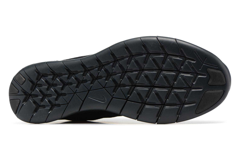 Sportschuhe Nike Nike Free Rn 2017 schwarz ansicht von oben