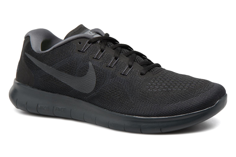 Sportschuhe Nike Nike Free Rn 2017 schwarz detaillierte ansicht/modell