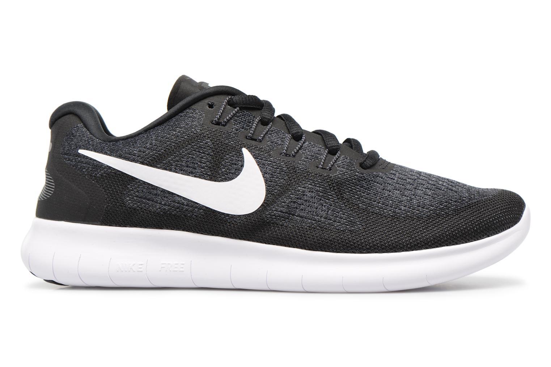 Sportschuhe Nike Wmns Nike Free Rn 2017 schwarz ansicht von hinten