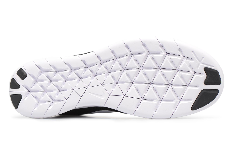 Chaussures de sport Nike Wmns Nike Free Rn 2017 Noir vue haut
