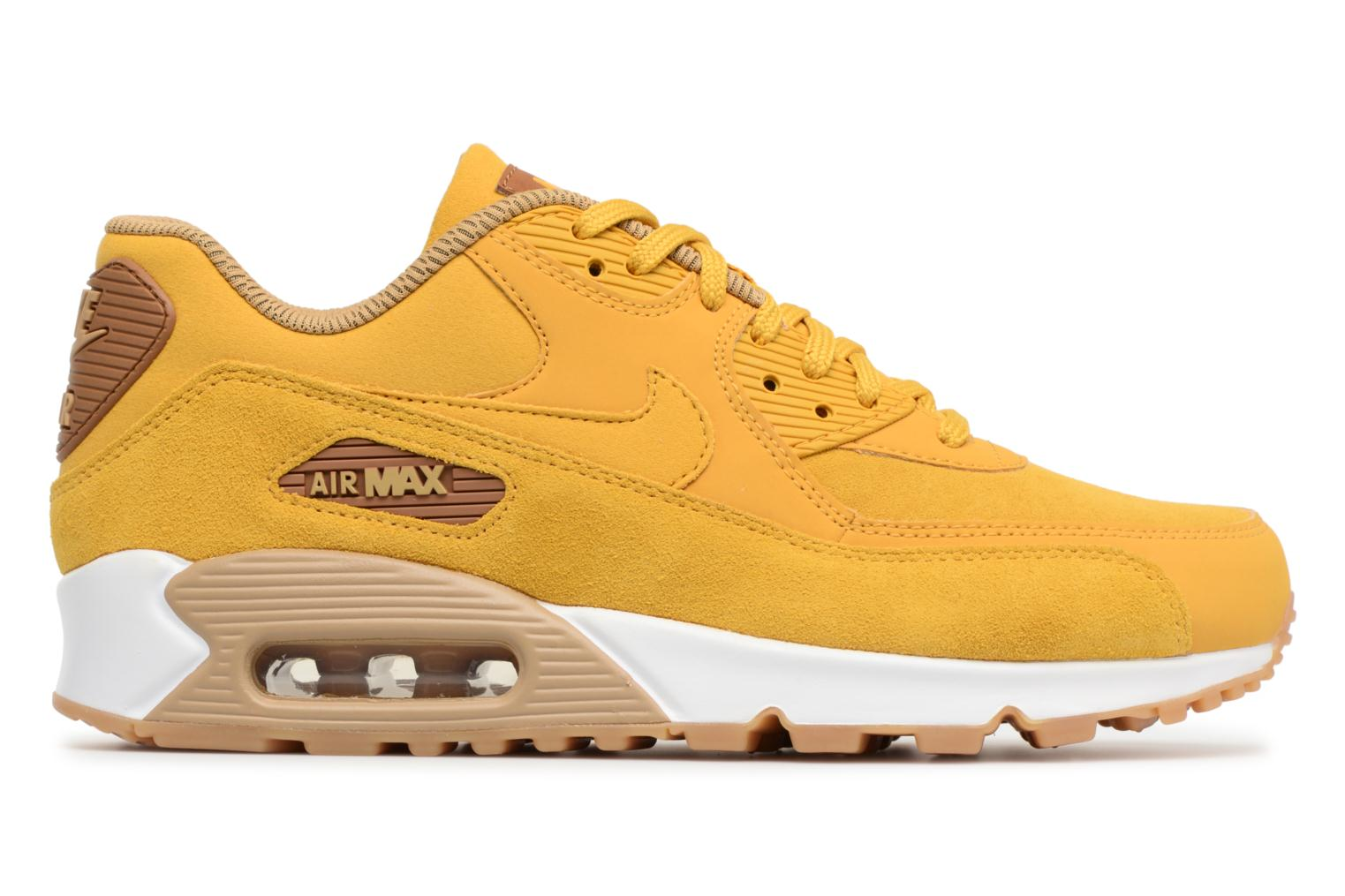 Trainers Nike Wmns Air Max 90 Se Yellow back view