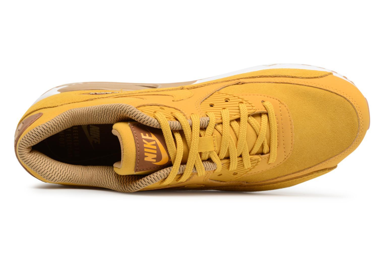Baskets Nike Wmns Air Max 90 Se Jaune vue gauche