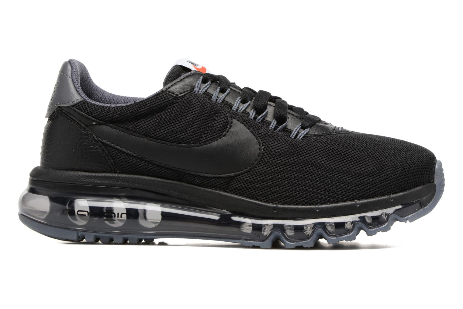 Trainers Nike W Nike Air Max Jewell Prm Black back view