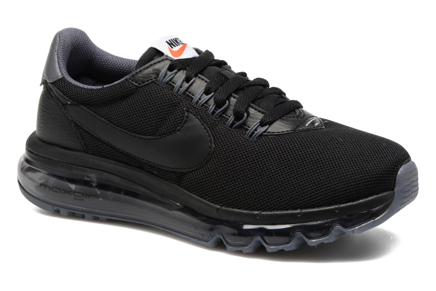 Trainers Nike W Nike Air Max Jewell Prm Black detailed view/ Pair view