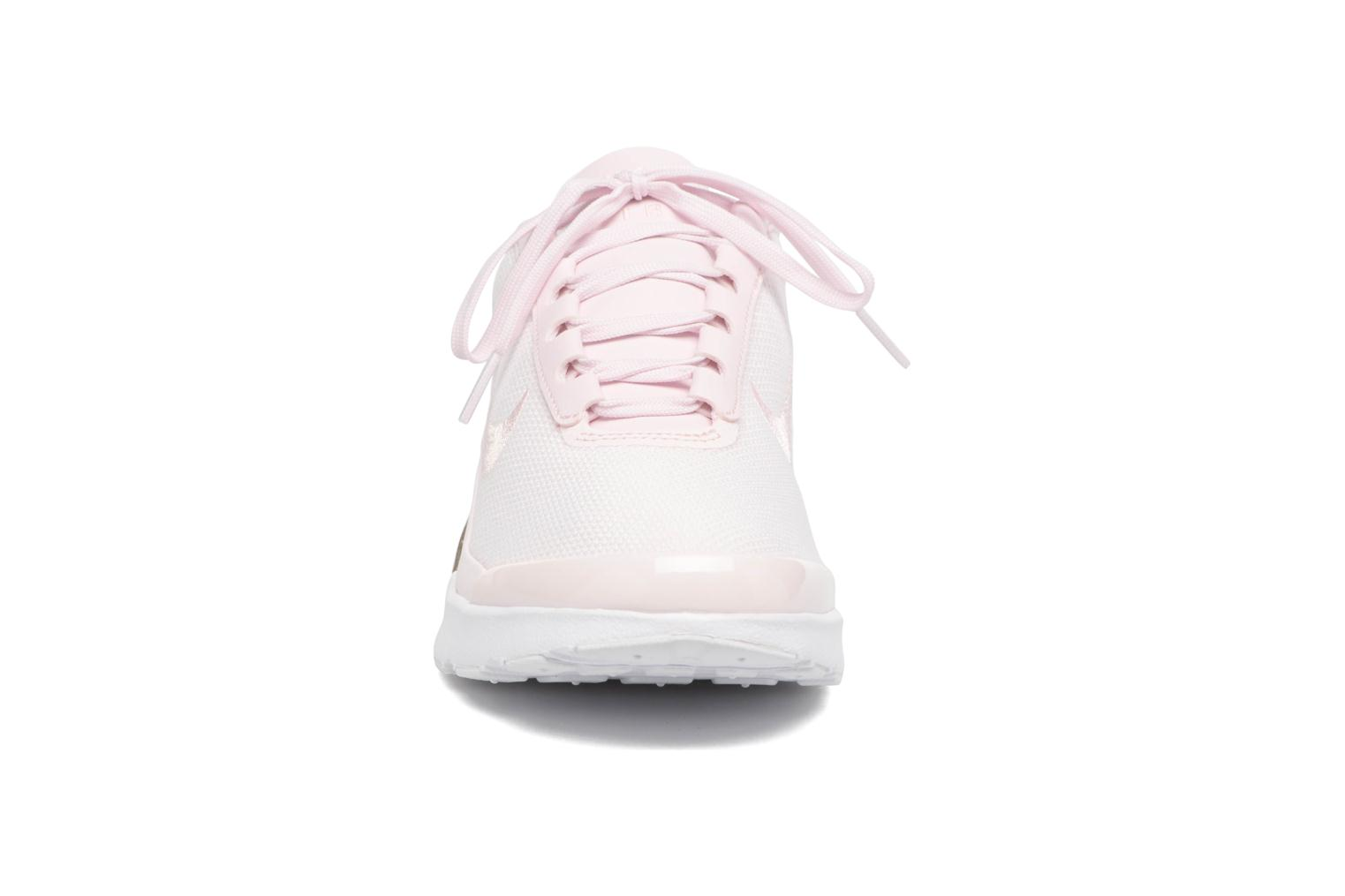 Baskets Nike W Nike Air Max Jewell Prm Rose vue portées chaussures