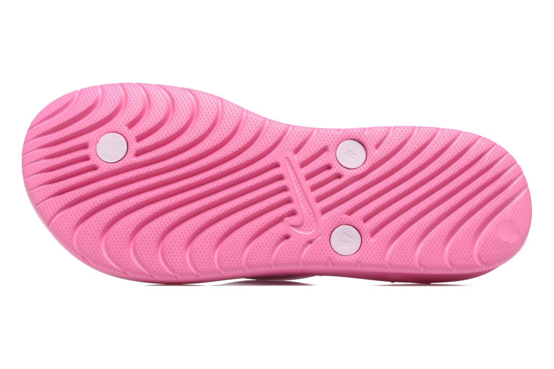 Chanclas Nike Nike Solay Rosa vista de arriba