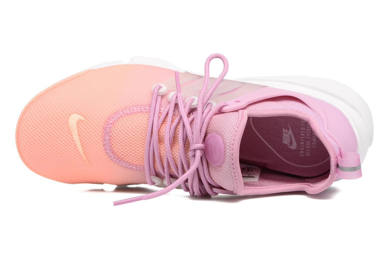 Baskets Nike Wmns Air Presto Ultra Br Rose vue gauche