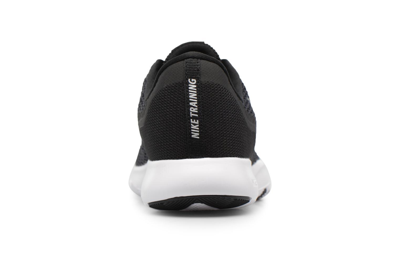 W Nike Flex Trainer 7 Black/Metallic Silver-Anthracite-White