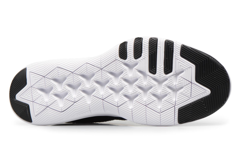 Sportschuhe Nike W Nike Flex Trainer 7 schwarz ansicht von oben