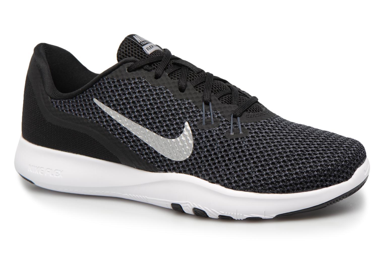 Nike WMNS Flex Trainer 6, Chaussures de Fitness pour Femme Blanc 41