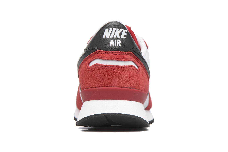 Deportivas Nike Nike Air Vrtx Rojo vista lateral derecha