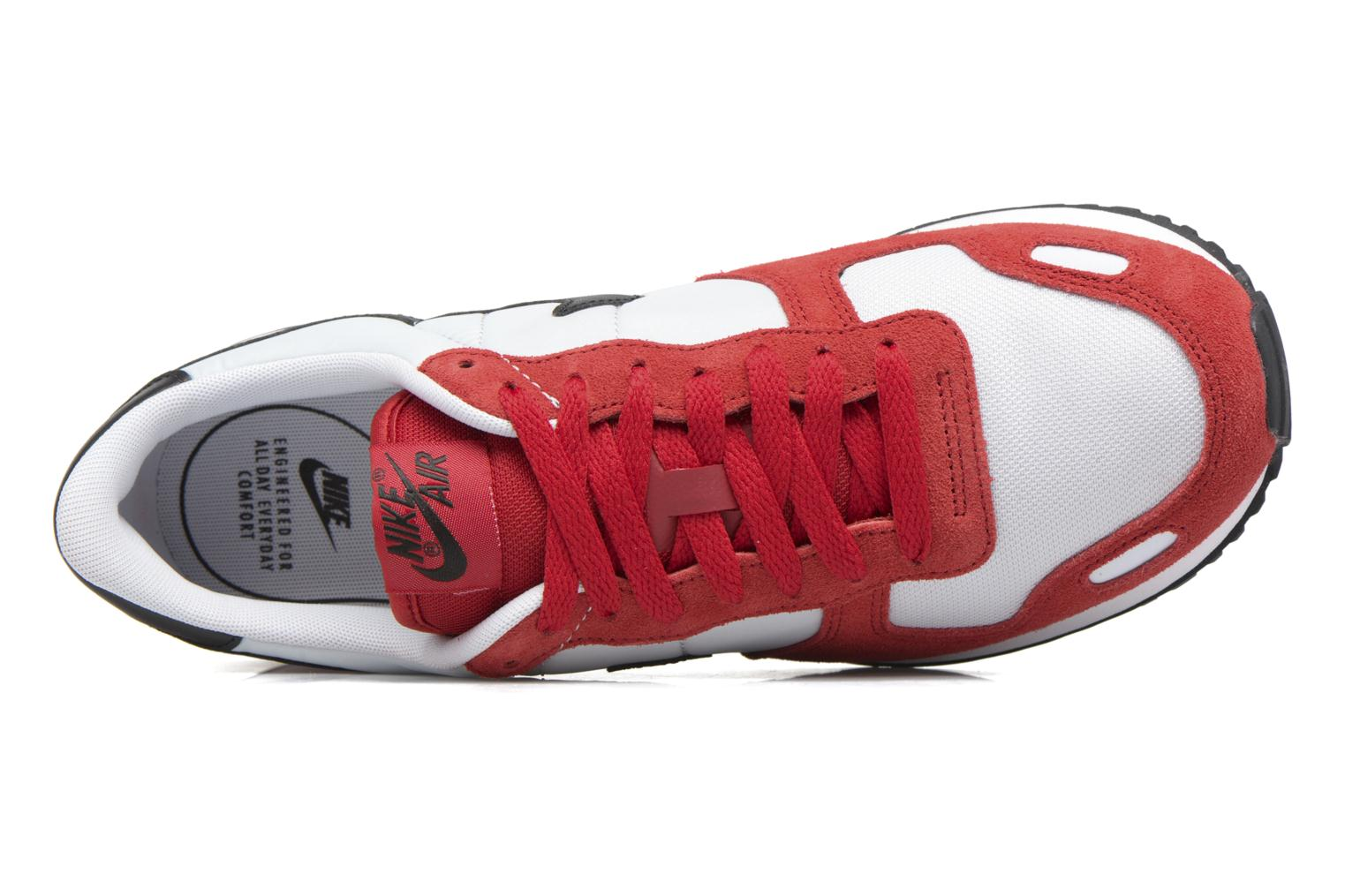 Trainers Nike Nike Air Vrtx Red view from the left