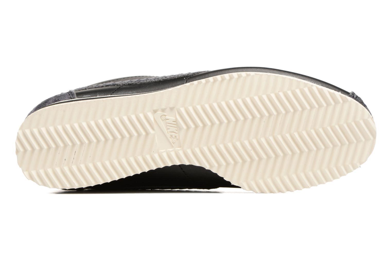 Baskets Nike Wmns Classic Cortez Prem Noir vue haut