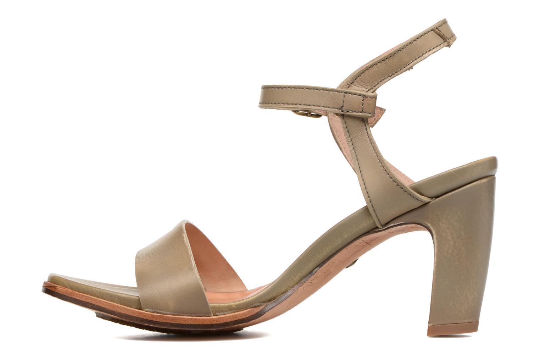 Sandales et nu-pieds Neosens Altesse S466 Vert vue face