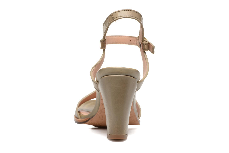 Sandales et nu-pieds Neosens Altesse S466 Vert vue droite