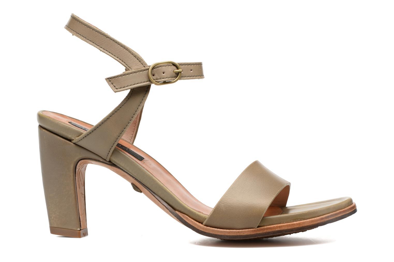 Sandales et nu-pieds Neosens Altesse S466 Vert vue derrière