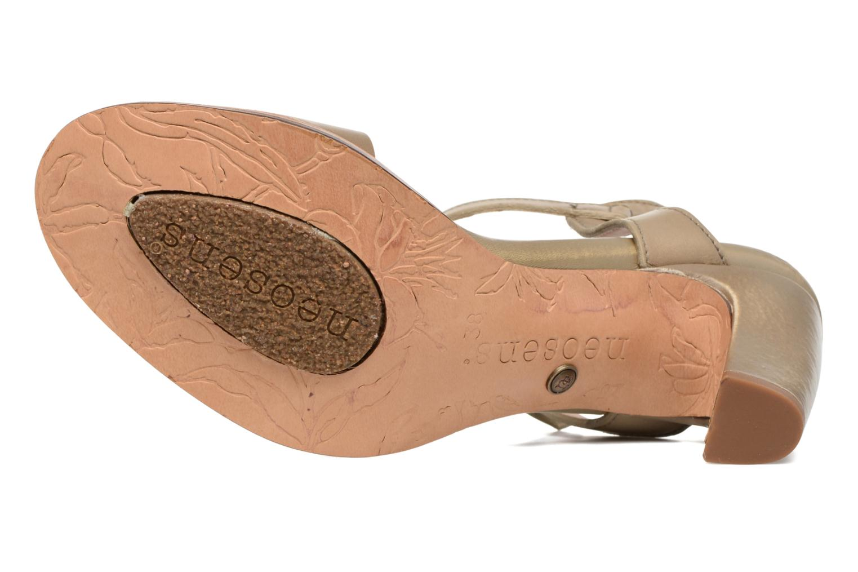 Sandales et nu-pieds Neosens Altesse S466 Vert vue haut