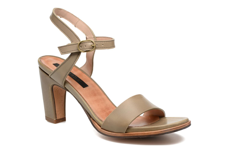 Sandales et nu-pieds Neosens Altesse S466 Vert vue détail/paire