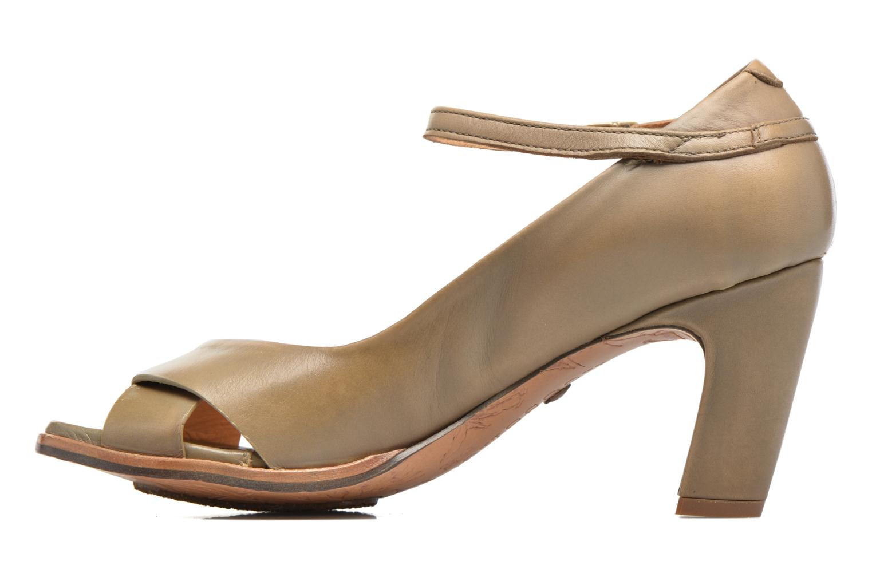 High heels Neosens Altesse S467 Beige front view