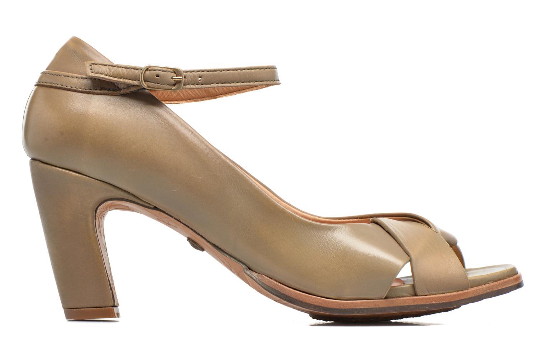 High heels Neosens Altesse S467 Beige back view