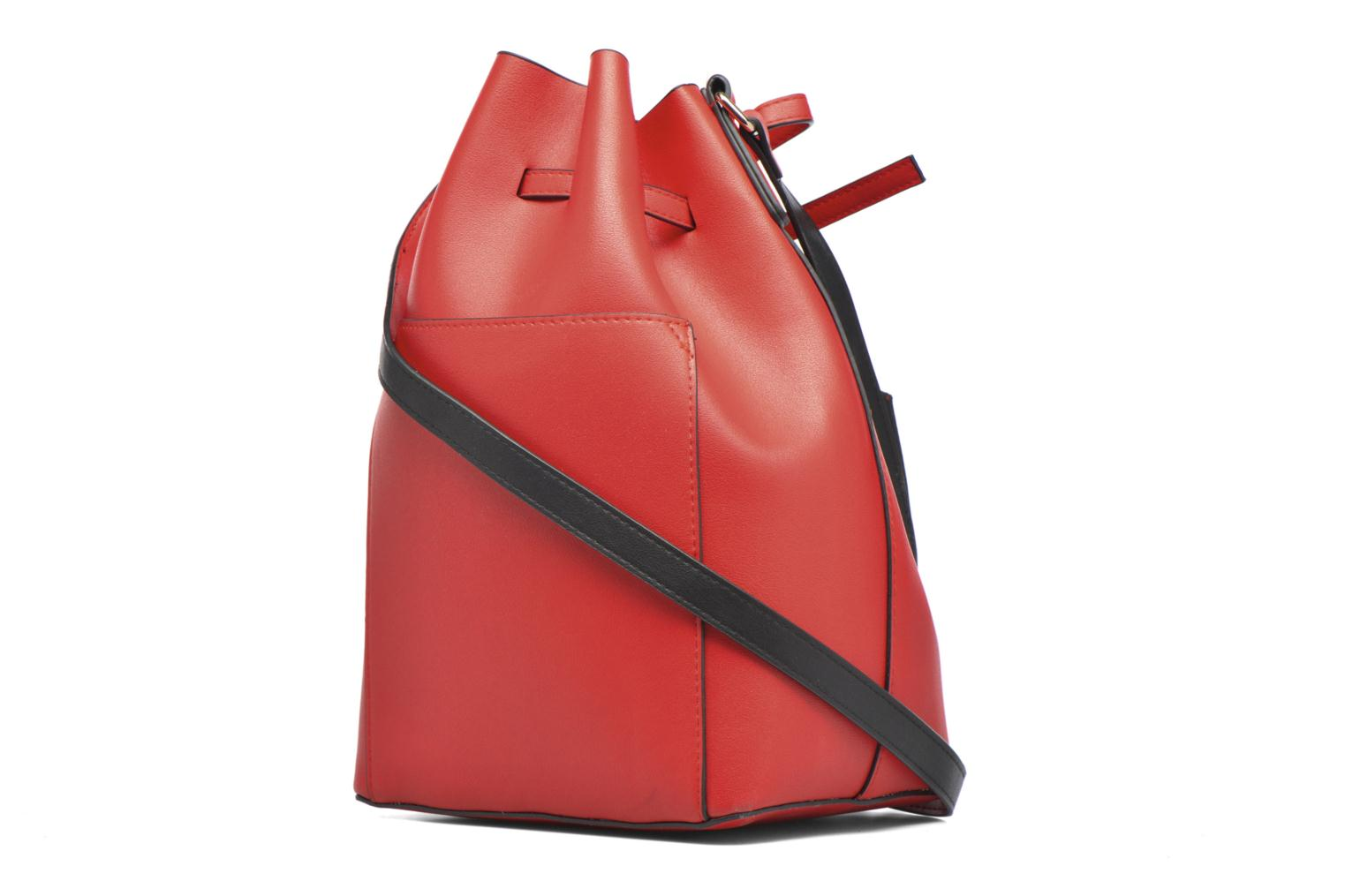 Deena Bucket Bag High Risk Red
