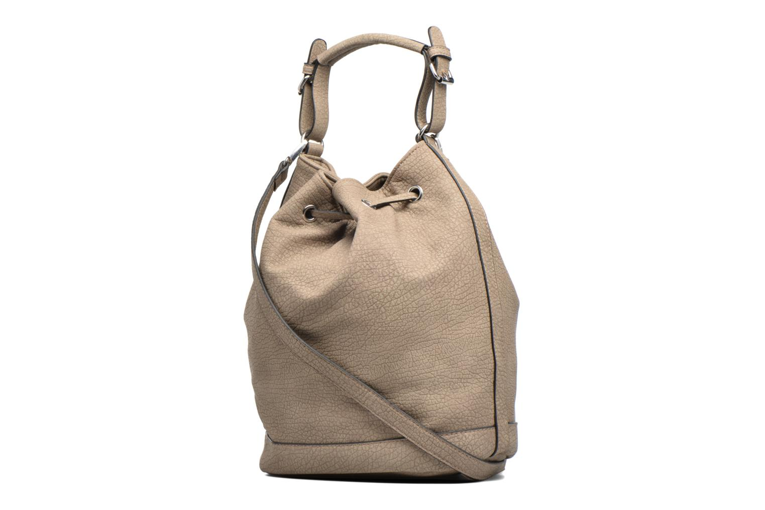 Sacs à main Pieces Loka Tighten Bag Beige vue droite