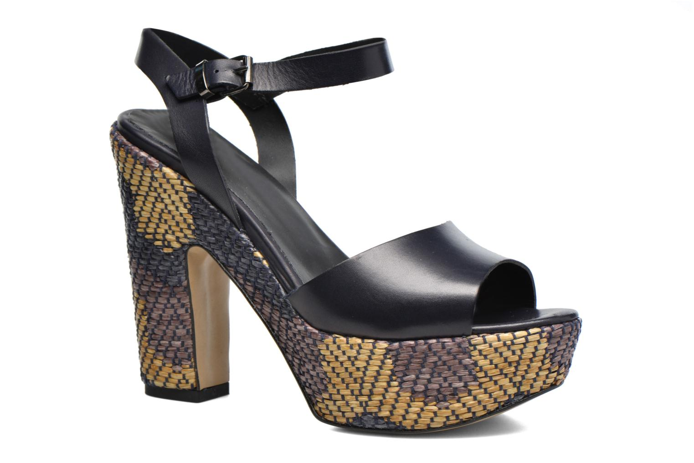 Sandales et nu-pieds Elizabeth Stuart Dorine Bleu vue détail/paire
