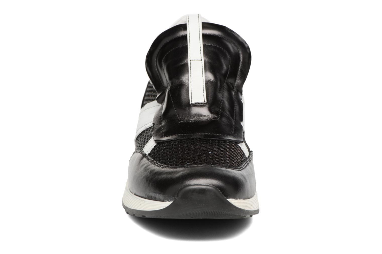 Baskets Elizabeth Stuart Galia 986 Noir vue portées chaussures