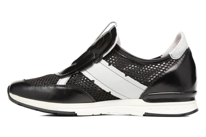 Sneakers Elizabeth Stuart Galia 986 Zwart voorkant
