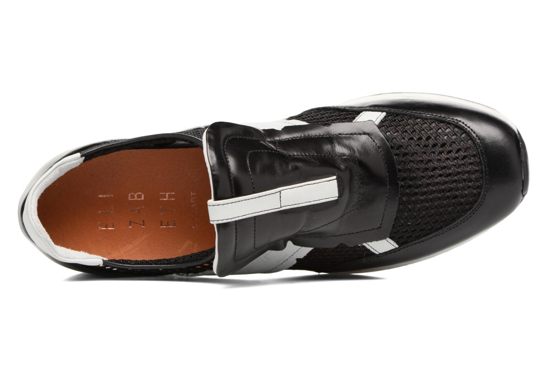 Sneakers Elizabeth Stuart Galia 986 Zwart links